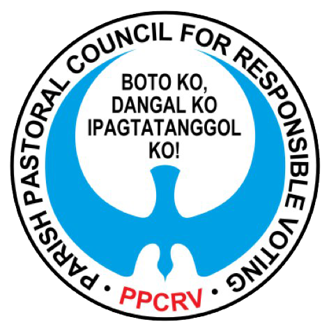 Parish Pastoral Council for Responsible Voting Logo